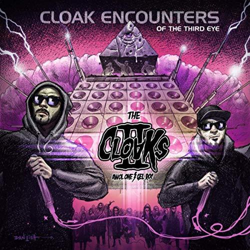 The Cloaks (AWOL One & Gel Roc) – Cloak Encounters Of The Third Eye