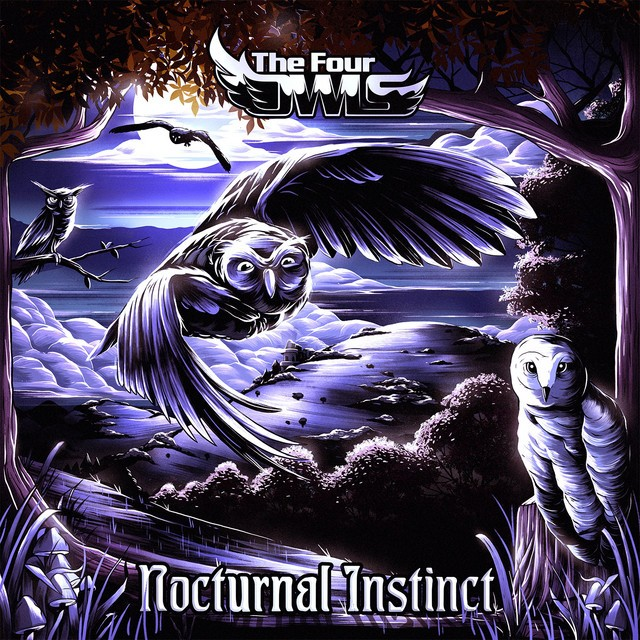 The Four Owls – Nocturnal Instinct