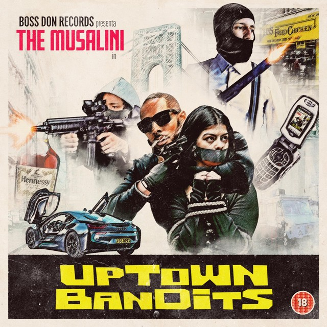 The Musalini – Uptown Bandits