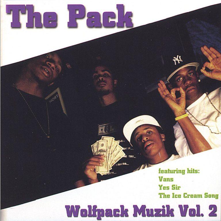 The Pack – Wolfpack Muzik Vol. 2