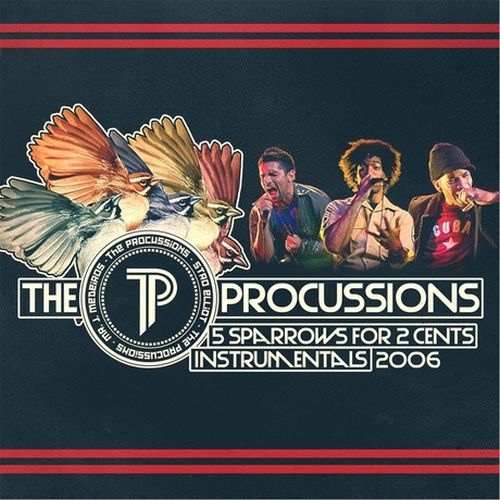 The Procussions – 5 Sparrows For 2 Cents (Instrumentals)