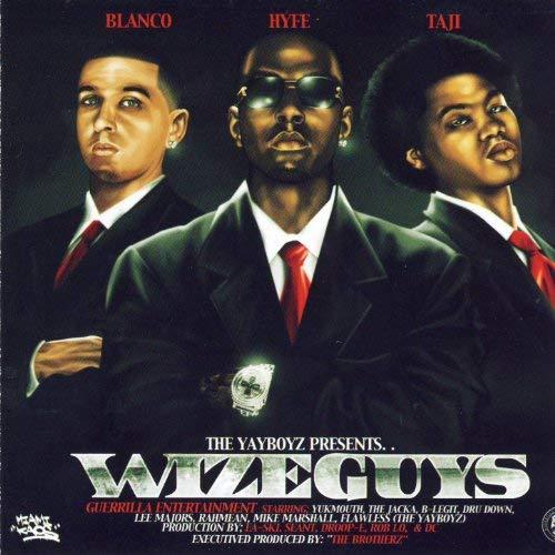 The Yayboyz - The YayBoyz Presents..Wize Guys