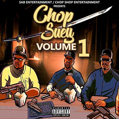 Tiny DC & Neph West – Chop Suey, Vol. 1