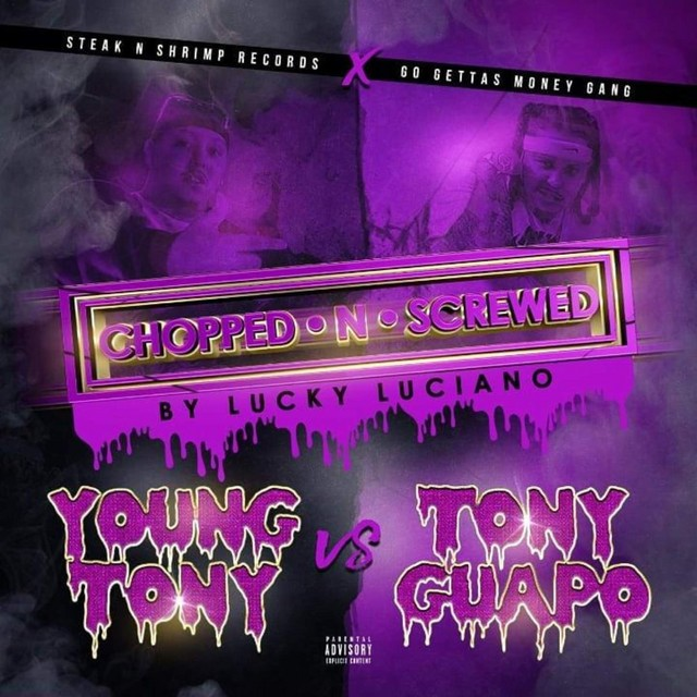 Tony Guapo & Lucky Luciano – Young Tony Vs Tony Guapo (Chopped N Screwed)