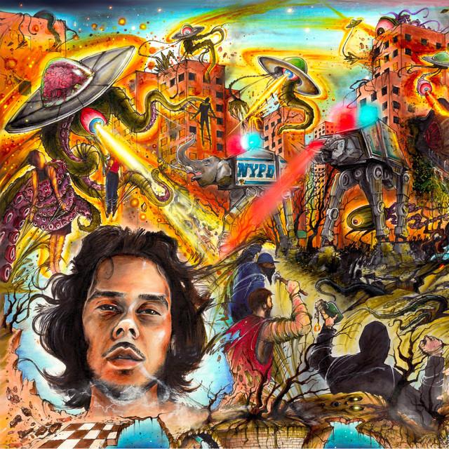UFO Fev & Vanderslice – Enigma Of Dalí