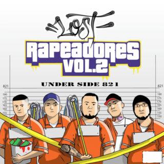 Under Side 821 - Lost Rapeadores Vol. 2
