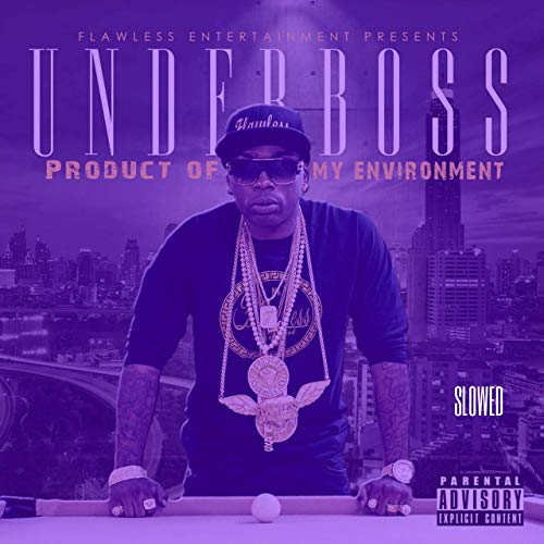 Underboss – Product Of My Environment Slowed