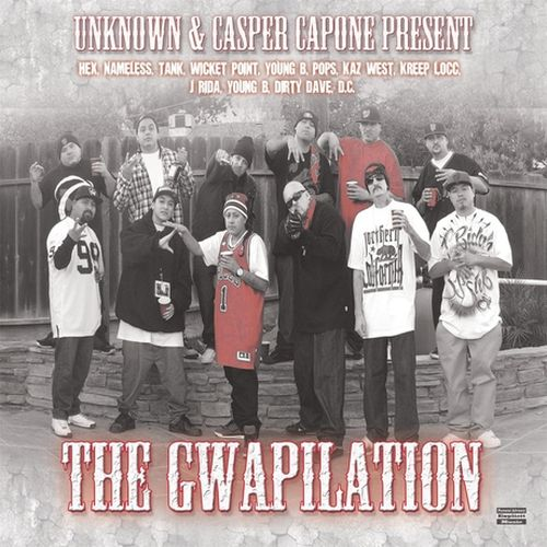Unknown – The Gwapilation (Unknown And Casper Capone Presents)