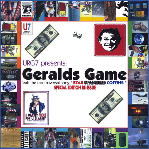 Urg7 - Gerald's Game (Special Edition Re-Issue)