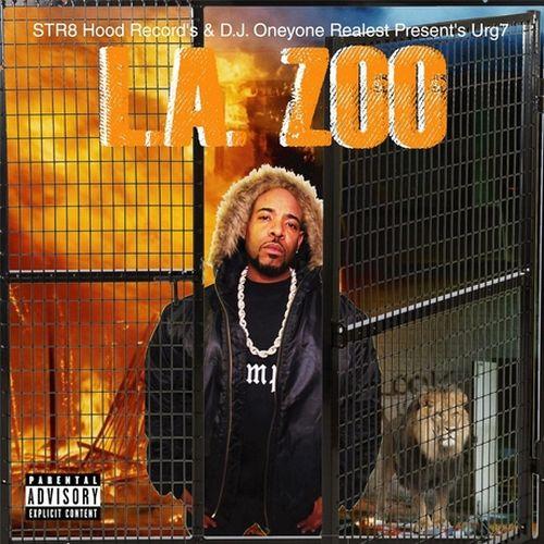 Urg7 - L.A. Zoo (STR8 Hood Records & DJ Oneyone Presents Urg7)