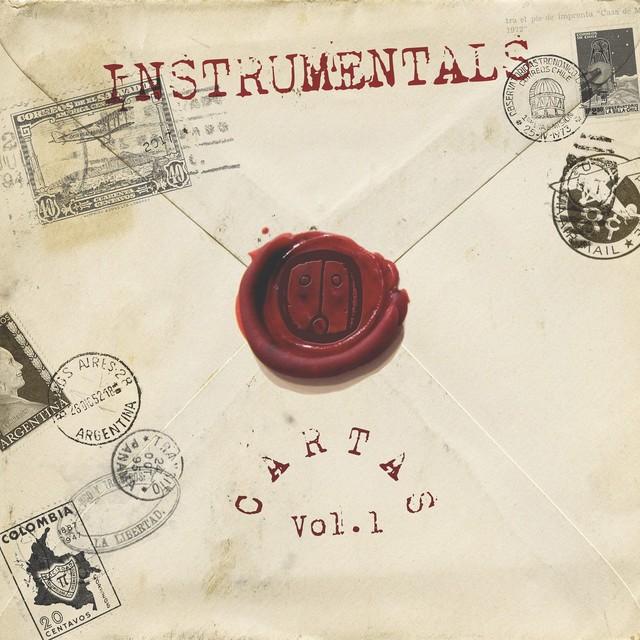Vago604 – Cartas, Vol. 1 (Instrumentals)