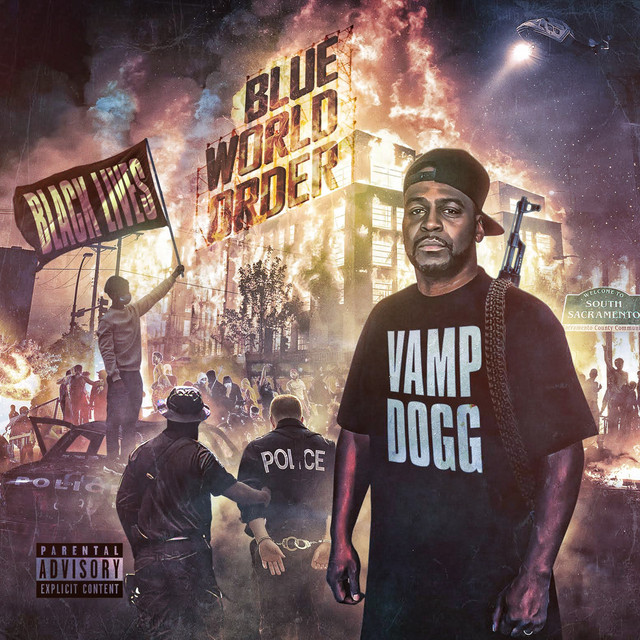 Vamp Dogg – Blue World Order