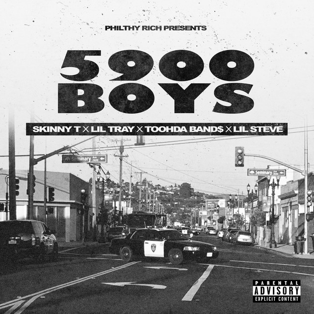 Various – 5900 Boys