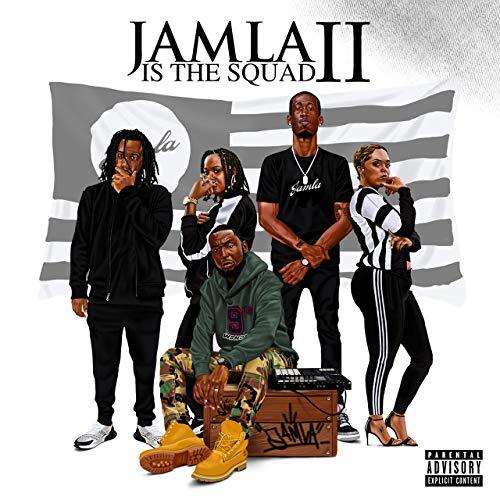 Various – 9th Wonder Presents: Jamla Is The Squad II