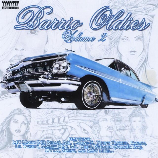 Various - Barrio Oldies, Vol. 2