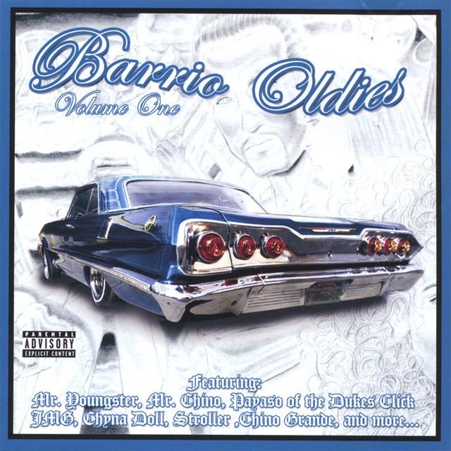 Various – Barrio Oldies