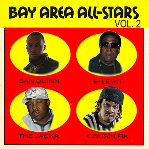 Various - Bay Area All Stars Vol. 2