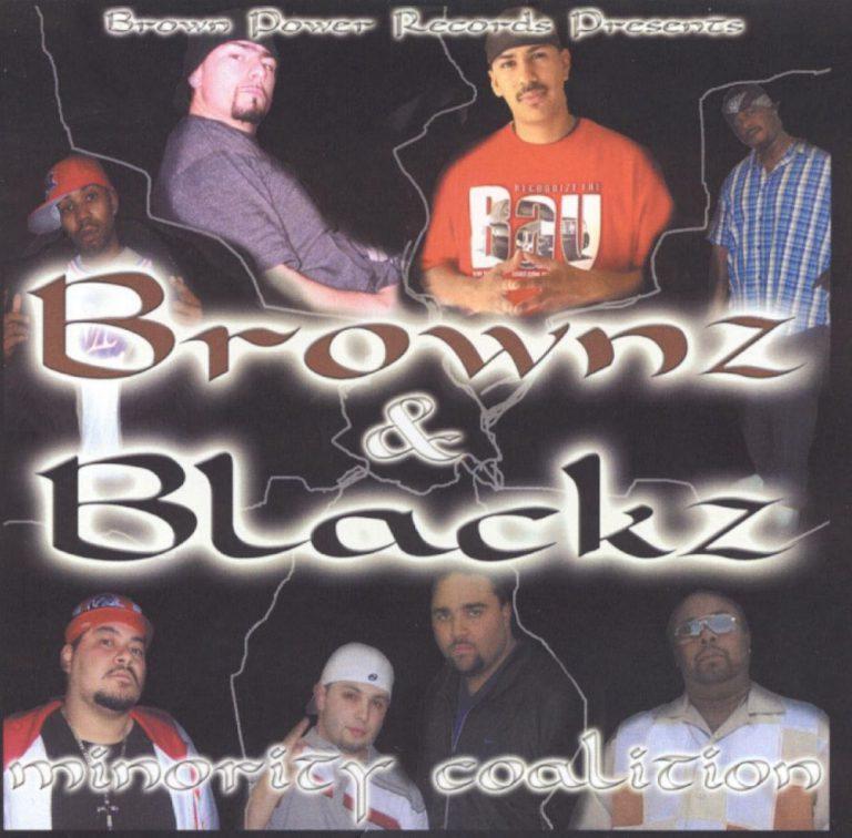 Various – Brownz & Blackz: Minority Coalition