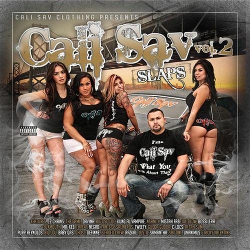 Various – Cali Sav Vol 2