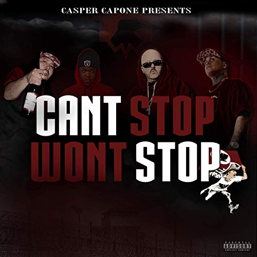 Various – Cant Stop Wont Stop