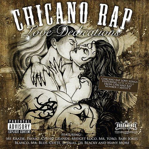 Various - Chicano Rap - Love Dedications