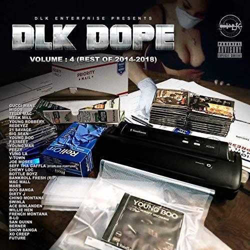 Various – DLK Dope Volume 4 (Best Of 2014-2018)