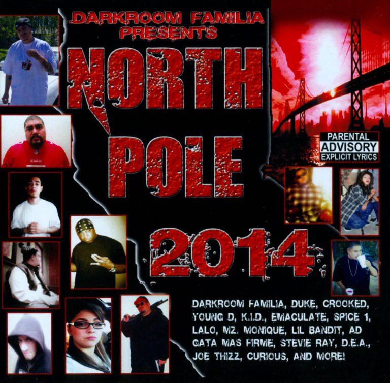 Various – Darkroom Familia Presents North Pole 2014