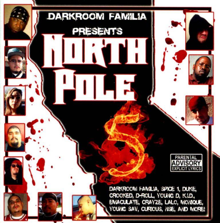 Various – Darkroom Familia Presents North Pole 5