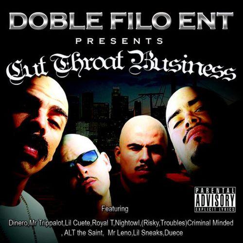 Various - Doble Filo Ent Presents Cut Throat Business