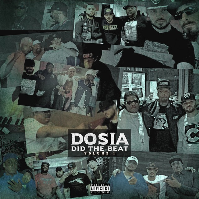 Various – Dosia Did The Beat, Volume 1