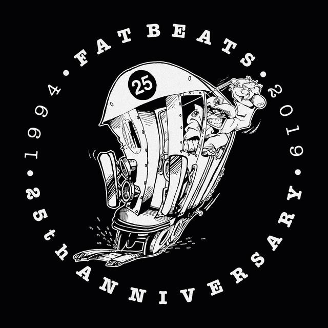 Various – Fat Beats 25th Anniversary Compilation