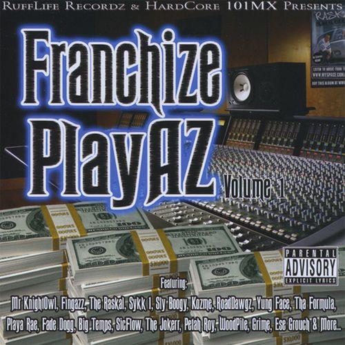 Various - Franchize Playaz, Vol. 1