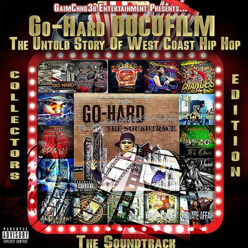 Various – Go Hard Soundtrack (Collectors Edition)