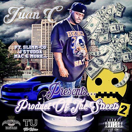 Various – Juan C Presents Product Of The Streets, Vol. 2