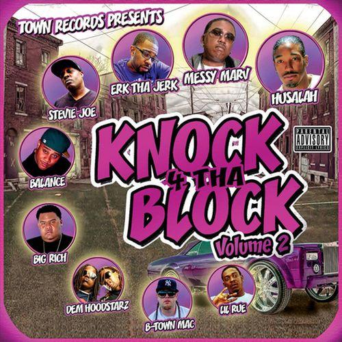Various - Knock 4 Tha Block, Vol. 2