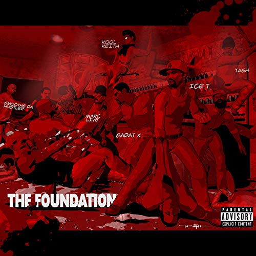 """Various – Legends Recordings Group Presents: """"The Foundation"""""""