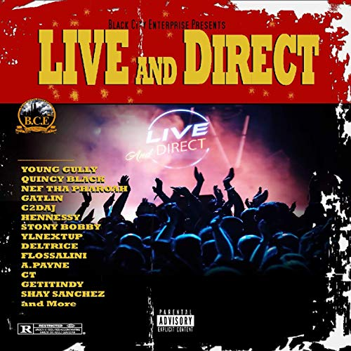 Various – Live And Direct