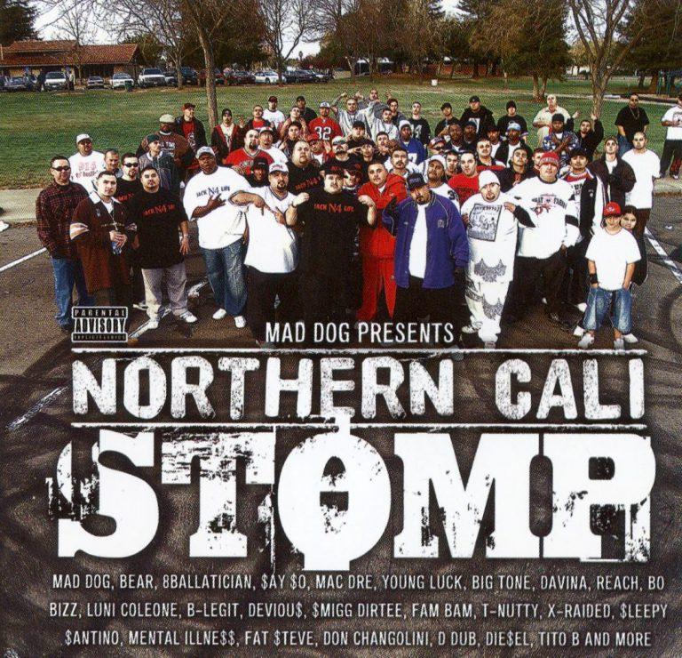 Various – Mad Dog Presents Northern Cali Stomp