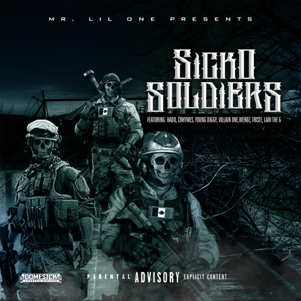 Various – Mr. Lil One Presents Sicko Soldiers