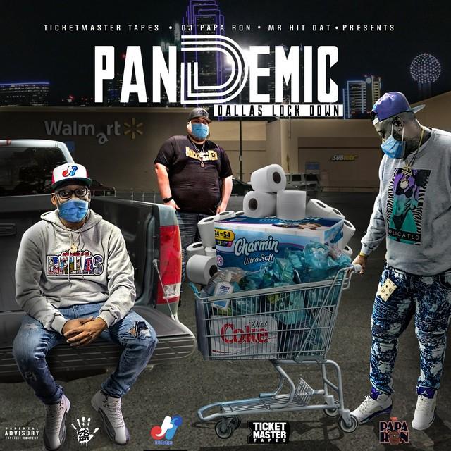 Various – Pandemic (Dallas Lock Down)