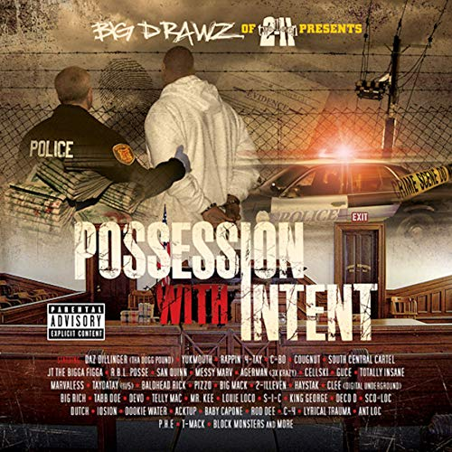 Various – Possession With Intent, Vol. 1