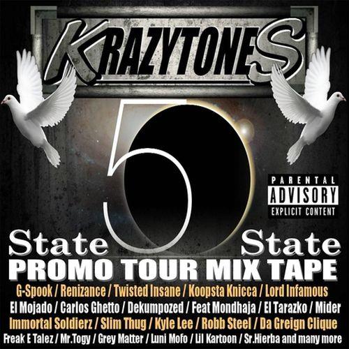Various – Promo Tour Mix Tape (Krazytones Presents)