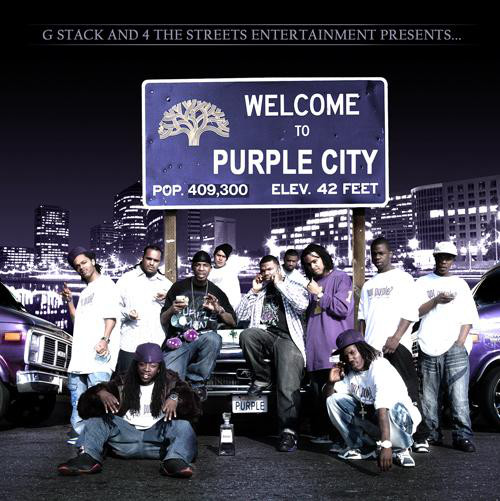 Various – Purple Project Vol. 1: Welcome To Purple City