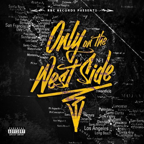 Various – RBC Records Presents… Only On The West Side