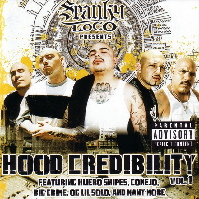 Various – Spanky Loco Presents: Hood Credibility, Vol. 1