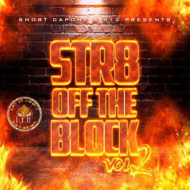 Various – Straight Off The Block, Vol. 2