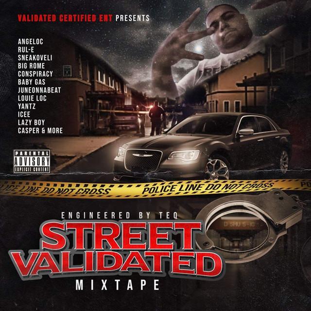 Various – Street Validated Mixtape