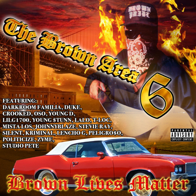 Various – The Brown Area 6: Brown Lives Matter