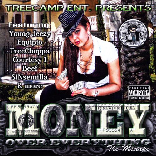Various - TreeCamp Ent. Presents Money Over Everything The Mixtape