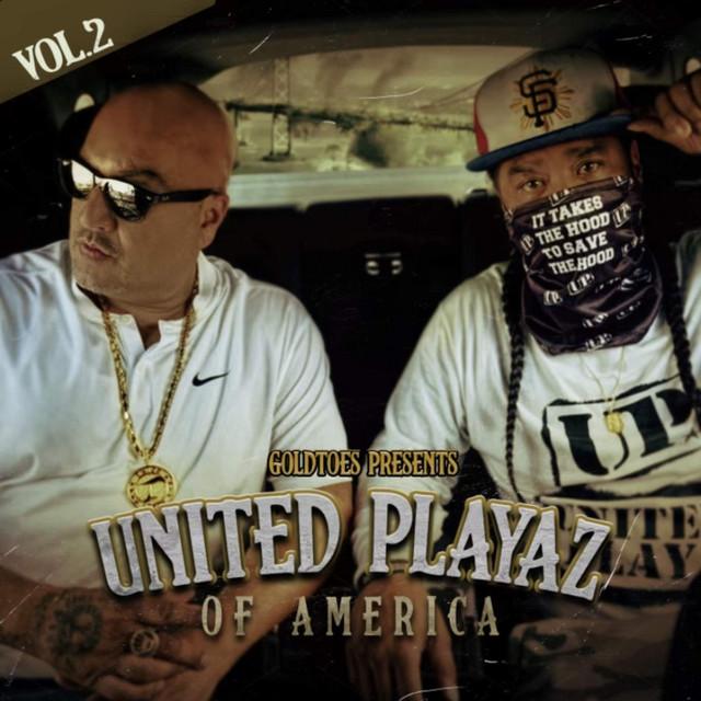 Various – United Playaz Of America, Vol . 2